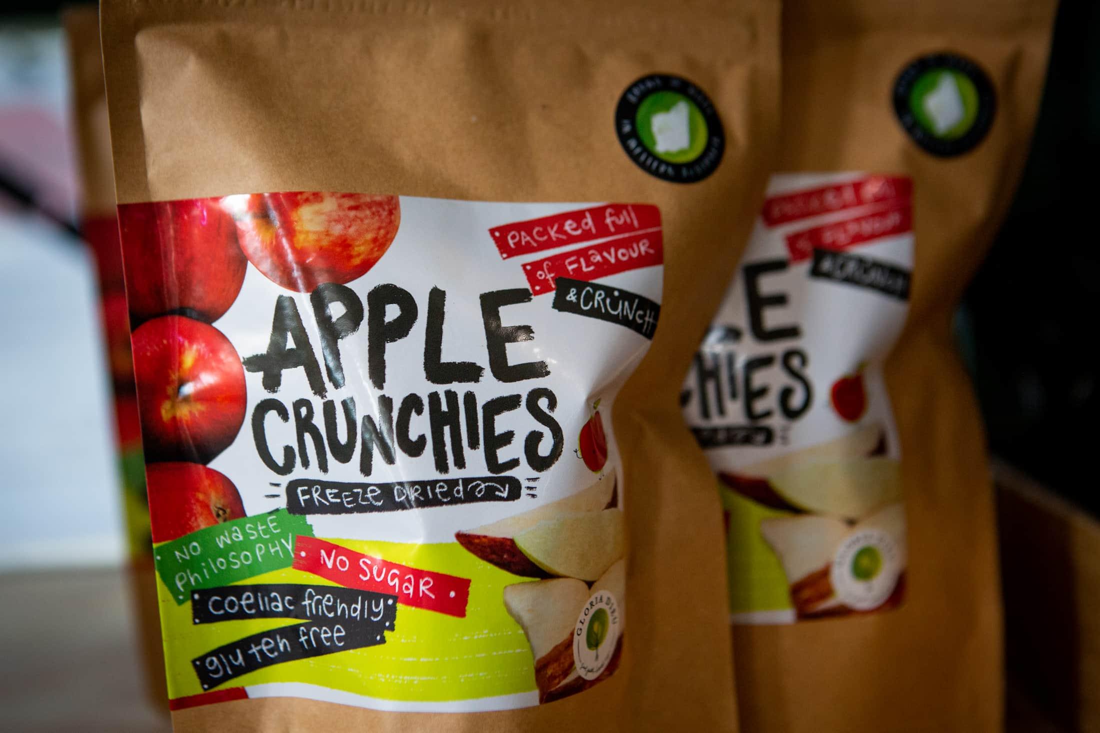 apple crunchies