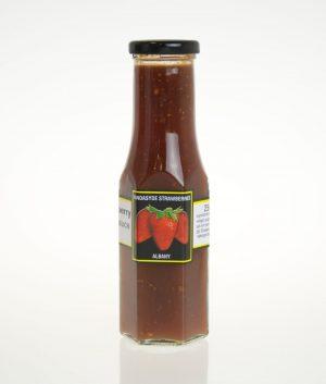 Strawberry-chilli-sauce