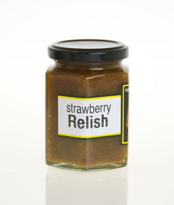 Strawberry-relish